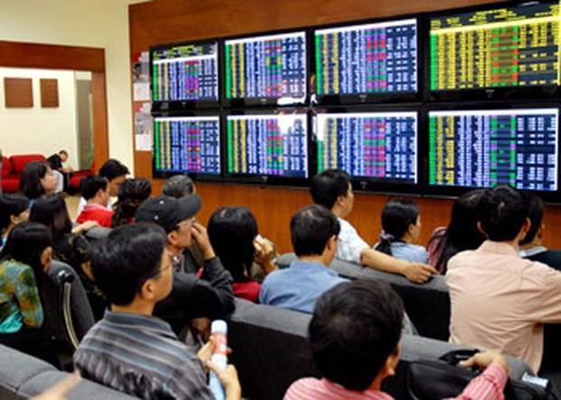 Vietnam shares rise for second day hinh anh 1