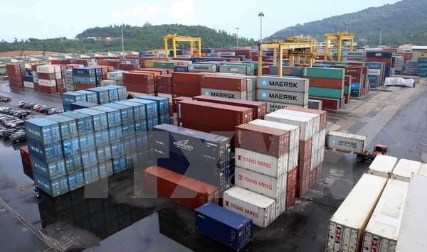 Da Nang port unloads seven-millionth tonne of goods hinh anh 1