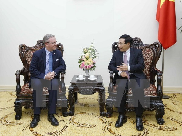 Poland wants to foster all-around ties with Vietnam hinh anh 1