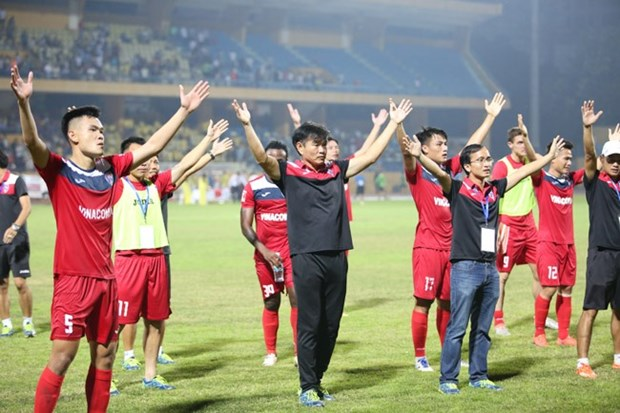 AFC Cup draw: Vietnam have two representatives hinh anh 1