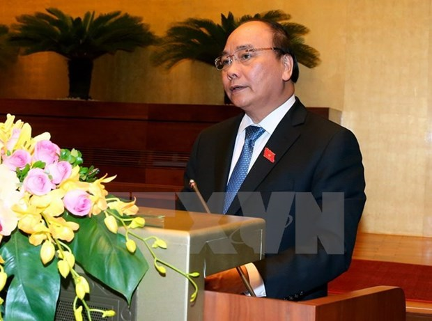 PM assigns socio-economic targets to ministries hinh anh 1