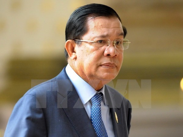 Cambodian PM's visit to continue fostering friendship, cooperation hinh anh 1