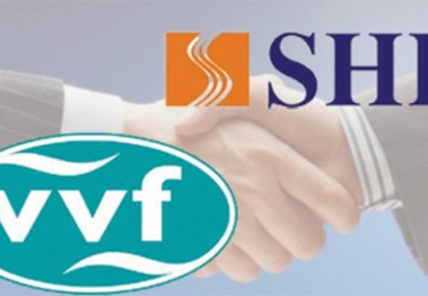 SHB merger with VVF approved in principle hinh anh 1