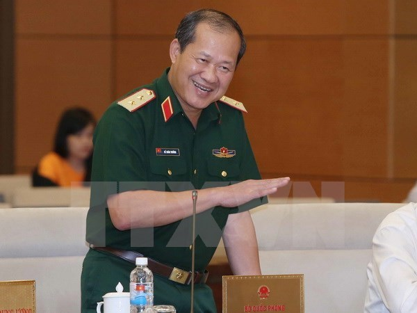 Vietnam, Cuba boost defence collaboration hinh anh 1