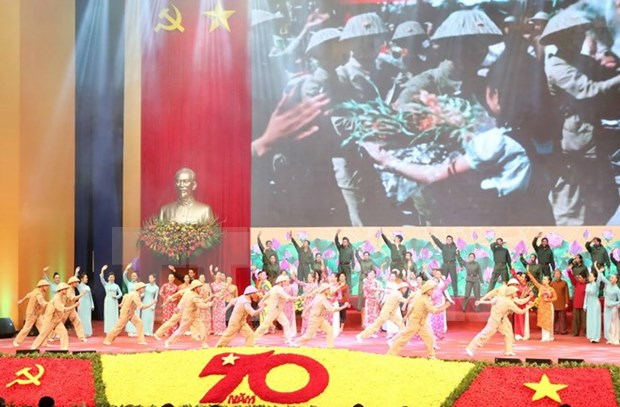 National resistance spirit should be upheld during development hinh anh 1