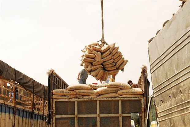 VN cement export estimated at 15 million tonnes hinh anh 1