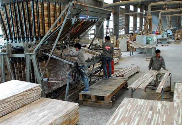 Vietnam's wood processing faces material shortage hinh anh 1