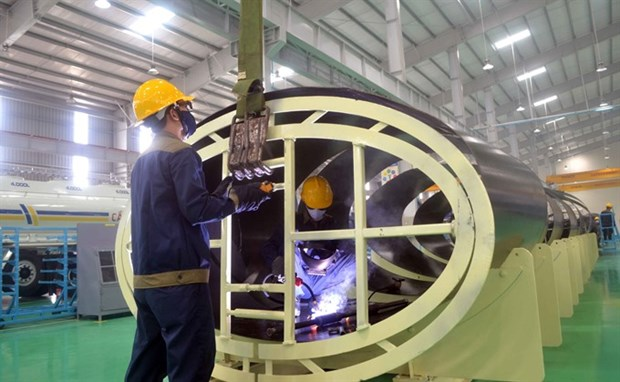 Ministry boosting economic zones hinh anh 1