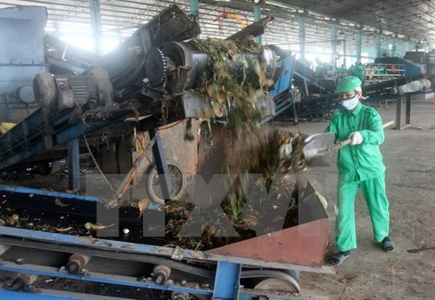 Can Tho licenses 47-million-USD waste-to-energy plant hinh anh 1