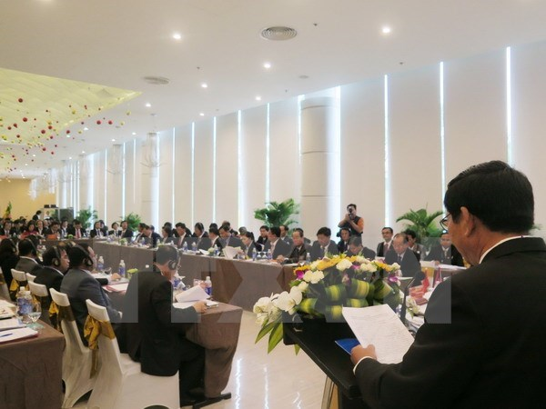 Vietnam, Lao, Cambodia courts seek to combat crimes hinh anh 1