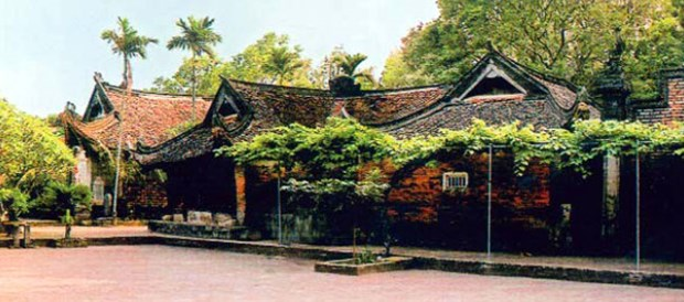 Bac Giang to design conservation plan of Vinh Nghiem Pagoda hinh anh 1