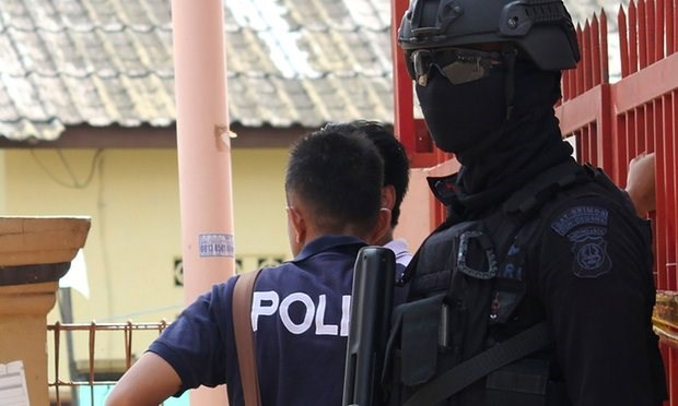 Indonesia crushes Christmas attack plot hinh anh 1