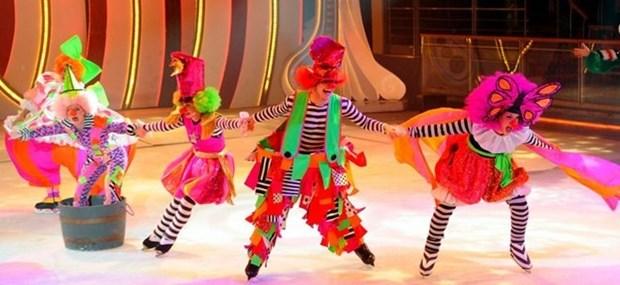 Ukraine circus on ice to tour Vietnam hinh anh 1