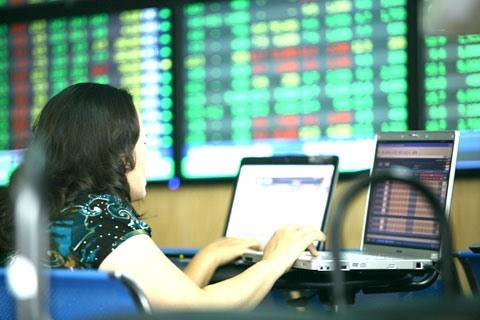 Shares drop further, led by SAB, VNM hinh anh 1