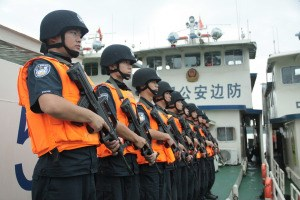 Mekong countries launch new joint patrol hinh anh 1