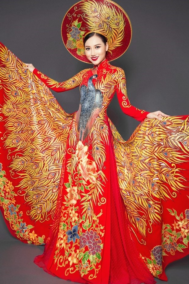 Vietnam among top 10 at Miss Tourism International hinh anh 1