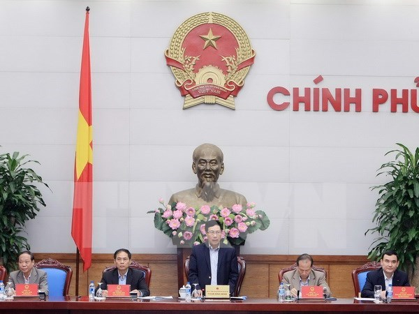 Deputy PM asks for closer coordination in preparing for APEC 2017 hinh anh 1