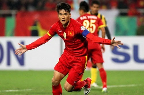 Vinh named in Suzuki Cup 2016 team of tourney hinh anh 1