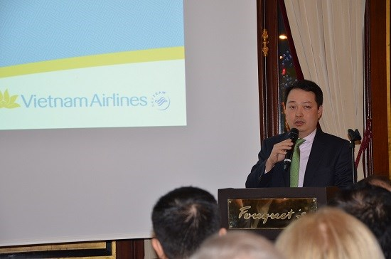 Vietnam Airlines conquers French market hinh anh 1