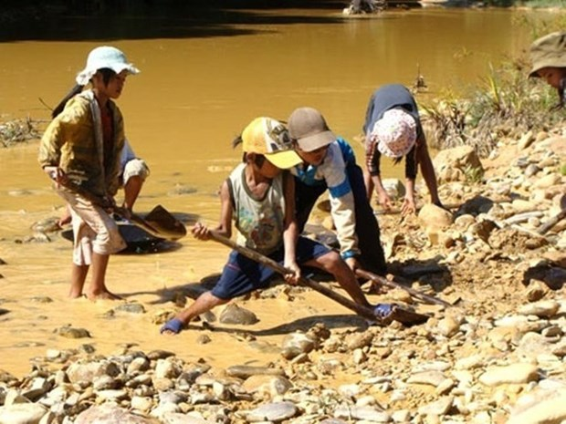 Southern province acts to minimising children labour hinh anh 1