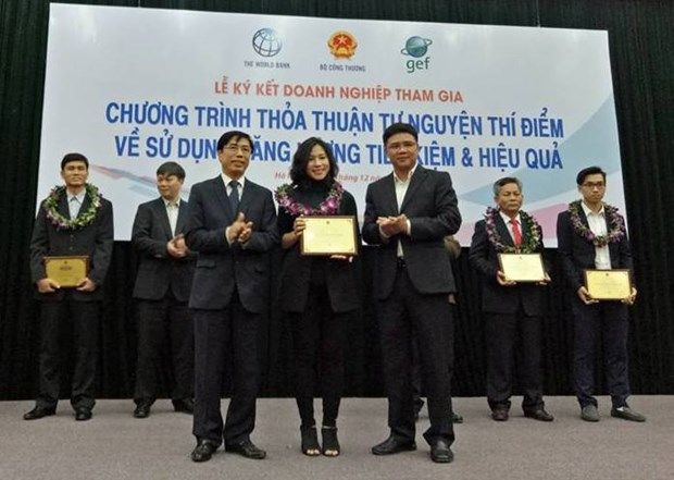 Firms commit to economical use of energy hinh anh 1