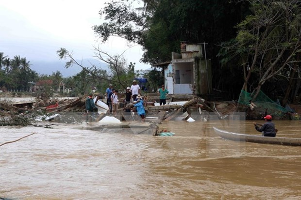 PM approves 165 billion VND as flood relief aid hinh anh 1