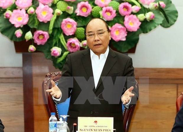 PM calls for public involvement in anti-drug fight hinh anh 1