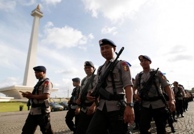Southeast Asian countries tighten security ahead of Christmas hinh anh 1