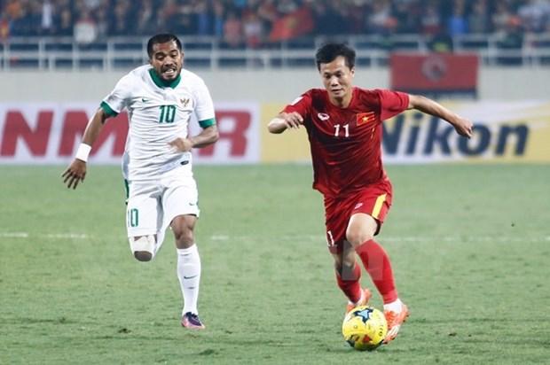 Vietnam rank 134th in FIFA rankings hinh anh 1