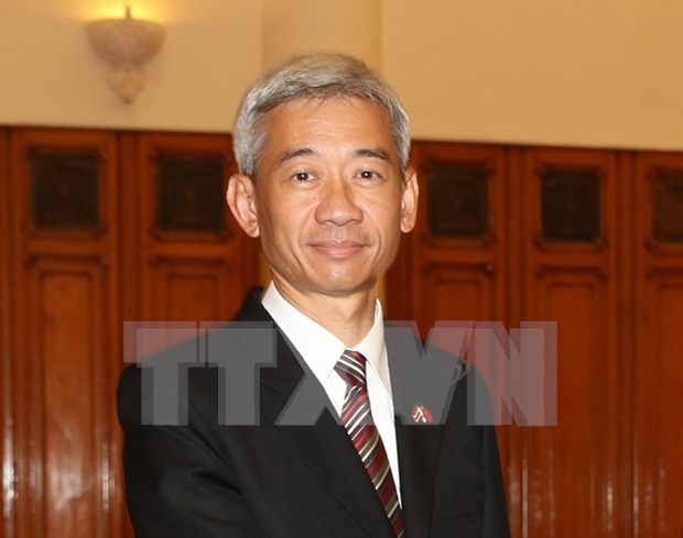Former Thai Ambassador vows to boost ties with Vietnam hinh anh 1