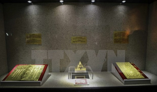 Fourteen artifacts recognised as national treasures hinh anh 1