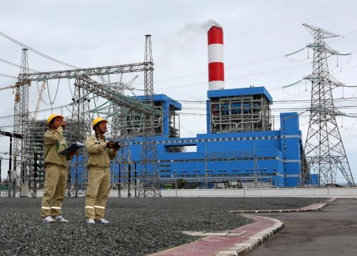 Duyen Hai power plant produces 5.9 billion kWh of electricity hinh anh 1