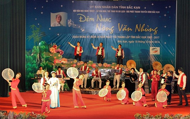 Bac Kan province starts 20th anniversary celebrations hinh anh 1