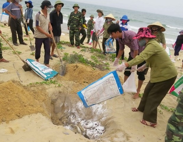 Experts warn about environmental pollution's impacts on GDP growth hinh anh 1