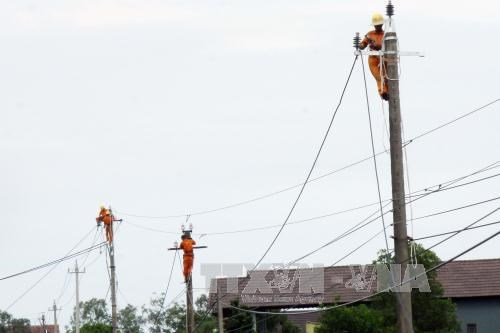 Quang Tri: Last villages get access to national grid hinh anh 1