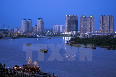 External affairs key to Ho Chi Minh City's growth hinh anh 1