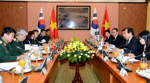 Vietnam, Republic of Korea hold fifth defence policy dialogue hinh anh 1
