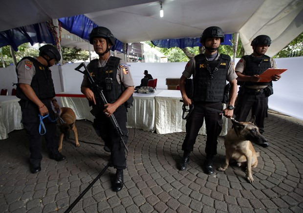 Indonesia foils New Year attack plot hinh anh 1