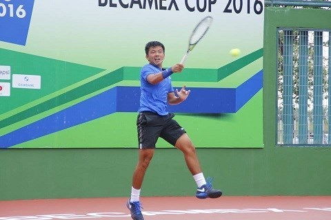 Ly Hoang Nam drops four places on world rankings hinh anh 1