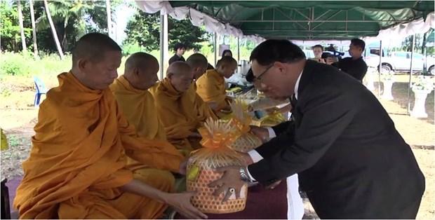 Thailand's Phuket marks 12th anniversary of tsunami hinh anh 1