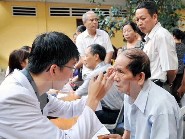 Better health care quality needed for the elderly hinh anh 1