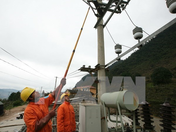 Dak Lak: 97 percent of rural households connected to national grid hinh anh 1
