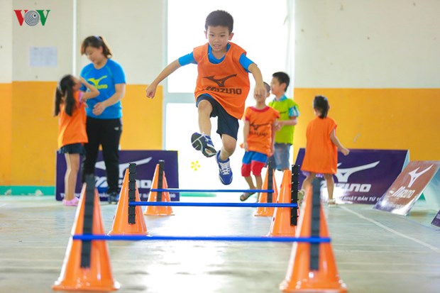 Obstacles remain in improving Vietnamese people's physical strength hinh anh 1