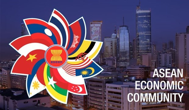 ASEAN Economic Community portal launched hinh anh 1