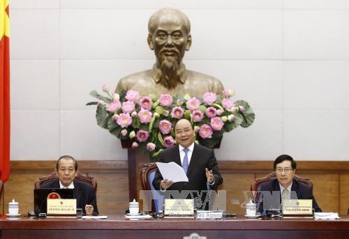 PM lauds 10 remarkable socio-economic achievements hinh anh 1