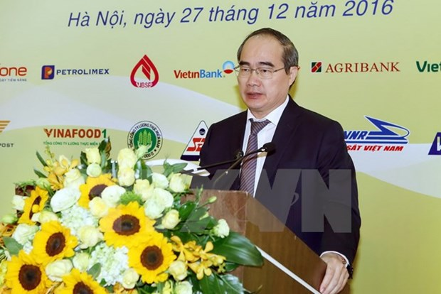 """Vietnamese use made-in-Vietnam goods"" campaign stepped up hinh anh 1"