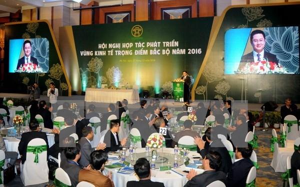 Northern key economic region advised to enhance connectivity hinh anh 1