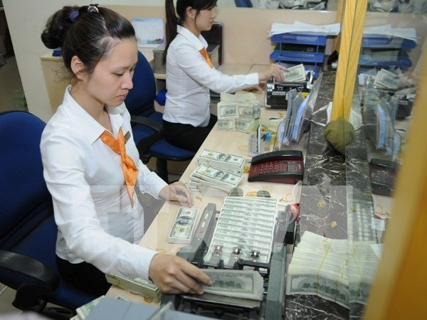 Reference exchange rate goes up 4 VND hinh anh 1