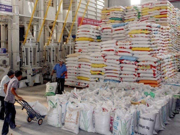 Can Tho targets 1.67 billion USD in 2017 exports hinh anh 1