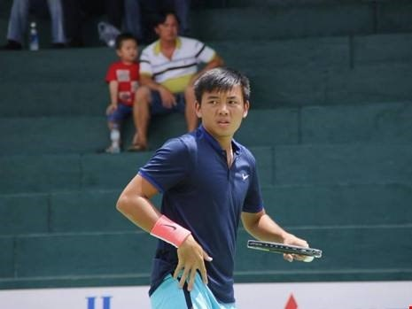 Vietnam out of Men's Future tennis event in Thailand hinh anh 1